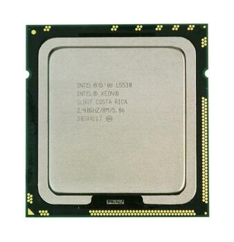 Dell 2.40GHz 5.86GT/s QPI 8MB L3 Cache Intel Xeon L5530 Quad-Core Processor Upgrade Mfr P/N 1TNHM