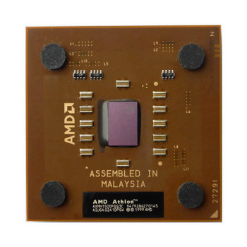AMD Athlon XP-M 1500+ 1.33GHz 266MHz FSB 256KB Cache Socket A Processor Mfr P/N AMDSLXPM1500+