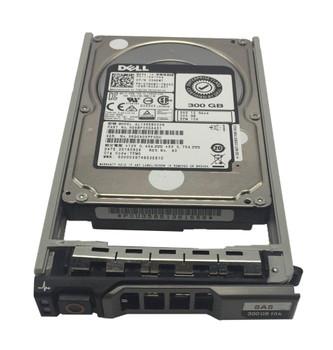 Toshiba 300GB 10000RPM SAS 12Gbps 128MB Cache 2.5-inch Internal Hard Drive Mfr P/N HDEBF05DBA51