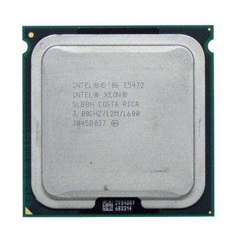 Dell 3.00GHz 1600MHz FSB 12MB L2 Cache Intel Xeon E5472 Processor Upgrade Mfr P/N 0XX761