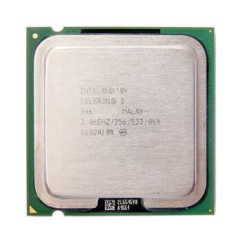 IBM 3.06GHz 533MHz FSB 256KB L2 Cache Socket LGA775 Intel Celeron D 346 Desktop Processor Upgrade Mfr P/N 41T19697