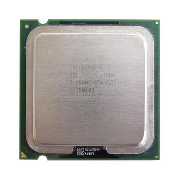 IBM 3.20GHz 533MHz FSB 256KB L2 Cache Socket LGA775 Intel Celeron D 351 Desktop Processor Upgrade Mfr P/N 41T19698