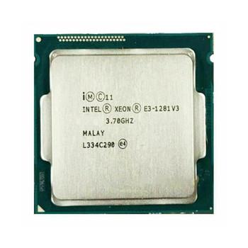 Lenovo 3.70GHz 5.00GT/s DMI2 8MB L3 Cache Socket FCLGA1150 Intel Xeon E3-1281 v3 Quad-Core Processor Upgrade Mfr P/N 00KA454