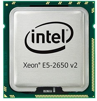 IBM 2.60GHz 8.00GT/s QPI 20MB L3 Cache Socket FCLGA2011 Intel Xeon E5-2650 v2 8 Core Processor Upgrade Mfr P/N 46W4347