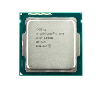 Dell 3.60GHz 5.00GT/s DMI2 8MB L3 Cache Socket LGA1150 Intel Core i7 Quad-Core Processor Upgrade Mfr P/N 338-BEUD