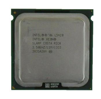 Fujitsu 2.50GHz 1333MHz FSB 12MB L2 Cache Socket LGA771 Intel Xeon L5420 Quad Core Processor Upgrade Mfr P/N V26808-B8237-V111