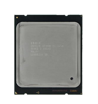 IBM 2.00GHz 8.00GT/s QPI 20MB L3 Cache Intel Xeon E5-2650 8 Core Processor Upgrade Mfr P/N 90Y5948-7383