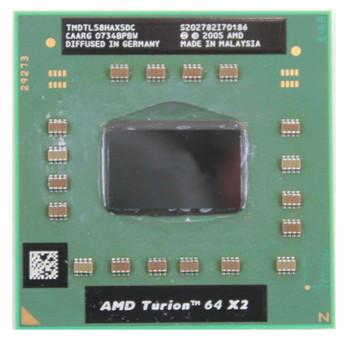 AMD Turion 64 X2 TL-58 Dual-Core 1.90GHz 1MB L2 Cache Socket S1 Mobile Processor Mfr P/N AMDSLT64X2TL58