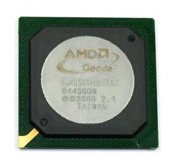 AMD Geode GX2 366MHz 66MHz FSB 16KB Cache Socket BGA396 Processor Mfr P/N AMDSLGGX2366