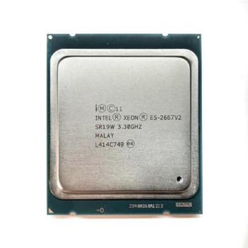 Dell 3.30GHz 8.00GT/s QPI 25MB L3 Cache Intel Xeon E5-2667 v2 8 Core Processor Upgrade Mfr P/N C6220IIE5-2667V2