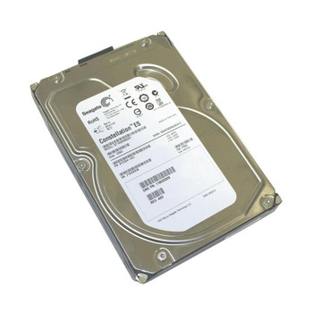 Seagate Constellation ES 1TB 7200RPM SAS 6Gbps 64MB Cache 3.5-inch Internal Hard Drive Mfr P/N 9YZ264-031