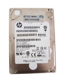 HP 300GB 10000RPM SAS 12Gbps 2.5-inch Internal Hard Drive Mfr P/N HDEBC01CAA51