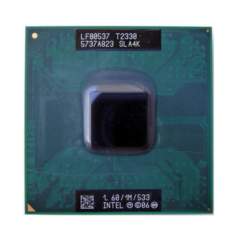 IBM 1.60GHz 533MHz FSB 1MB L2 Cache Intel Pentium T2330 Dual-Core Socket PGA478 Processor Upgrade Mfr P/N 41U5363