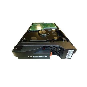 EMC 600GB 15000RPM SAS 6Gbps 3.5-inch Internal Hard Drive Mfr P/N 2-PS15-600