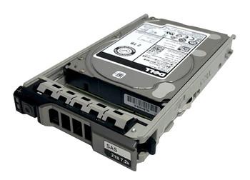 Dell 2TB 7200RPM SAS 12Gbps 2.5-inch Internal Hard Drive Mfr P/N W2FJD