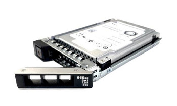 Dell 960GB SAS 12Gbps Read Intensive 2.5-inch Internal Solid State Drive (SSD) Mfr P/N VPV60