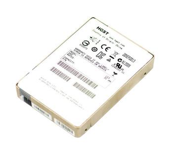 HGST Hitachi Ultrastar SSD400M 400GB MLC SAS 6Gbps 2.5-inch Internal Solid State Drive (SSD) Mfr P/N 0B26590