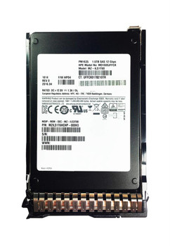 Samsung 400GB SAS 12Gbps Hot Swap Enterprise Mainstream 2.5-inch Internal Solid State Drive (SSD) Mfr P/N PM1635