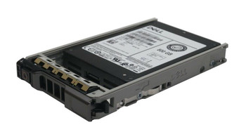 Dell 800GB TLC SAS 12Gbps Mixed Use (512e) 2.5-inch Internal Solid State Drive (SSD) Mfr P/N WVG74