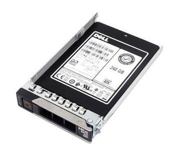 Dell 240GB SATA 6Gbps 2.5-inch Internal Solid State Drive (SSD) Mfr P/N 400-ATPK