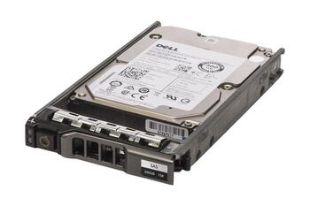 Dell 300GB 15000RPM SAS 6Gbps 2.5-inch Internal Hard Drive Mfr P/N 81N2C1