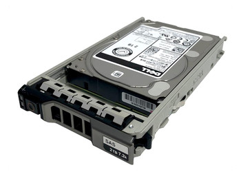 Dell 2TB 7200RPM SAS 12Gbps 2.5-inch Internal Hard Drive Mfr P/N XH5N8