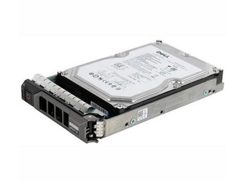 Dell 600GB 15000RPM SAS 12Gbps Hot Swap 2.5-inch Internal Hard Drive Mfr P/N W39XN