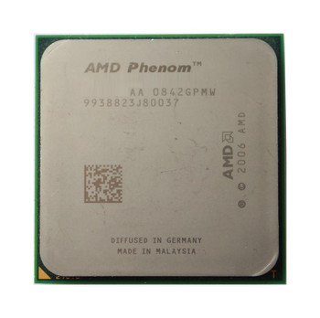 Amd Phenom X3 8600B 3-Core 2.30Ghz 3.60Gt/S 2Mb L3 Cache Socket Am2 Desktop Processor Mfr P/N 8600B