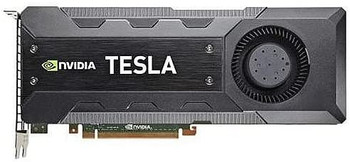 866036-001 HP Nvidia Tesla K40 12GB Active Cooling GPU Video Graphics Card