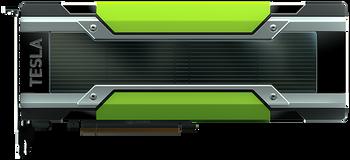 RN1P2 Dell Nvidia Tesla K80 24GB GDDR5 384-Bit PCI-Express 3.0 x16 Video Graphics Card
