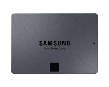 MZ-77Q8T0BW Samsung 870 QVO 8TB QLC SATA 6Gbps (AES 256-Bits) 2.5-inch Internal Solid State Drive (SSD)