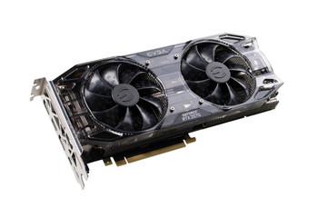 08G-P4-2071-KR EVGA Nvidia GeForce RTX 2070 8129MB GDDR6 256-Bit HDMI / DisplayPort PCI-Express 3.0 Video Graphics Card