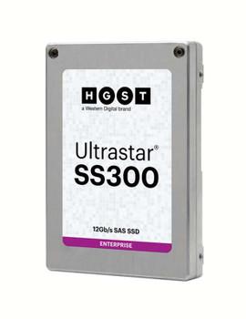 HUSMR3232ASS200 HGST Hitachi Ultrastar SS300 3.2TB MLC SAS 12Gbps Read Intensive (ISE) 2.5-inch Internal Solid State Drive (SSD)