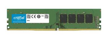 CT8G4DFRA266 Crucial 8GB PC4-21300 DDR4-2666MHz non-ECC Unbuffered CL19 288-Pin DIMM 1.2V Single Rank Memory Module