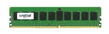 CT16G4WFD8266 Crucial 16GB PC4-21300 DDR4-2666MHz ECC Unbuffered CL19 288-Pin DIMM 1.2V Dual Rank Memory Module