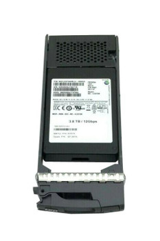 X357A NetApp 3.8TB SAS 12Gbps Multi-Stream Write 2.5-inch Internal Solid State Drive (SSD) for DS224C