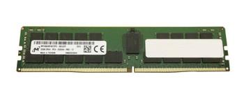MTA36ASF4G72PZ-3G2J3 Micron 32GB PC4-25600 DDR4-3200MHz Registered ECC CL22 288-Pin DIMM 1.2V Dual Rank Memory Module