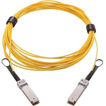 MFS1S50-H003E Mellanox 3m Active Fiber Splitter Cable Ib Hdr 200gb/S To 2x100gb/S Qsfp28
