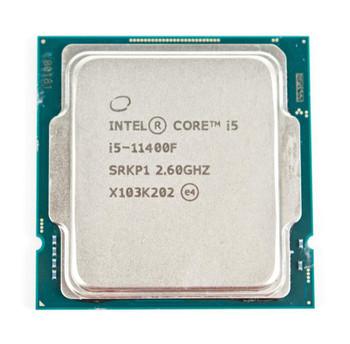 i5-11400F Intel Core i5 6-Core 2.60GHz 8.00GT/s 12MB Cache Socket FCLGA1200 Processor