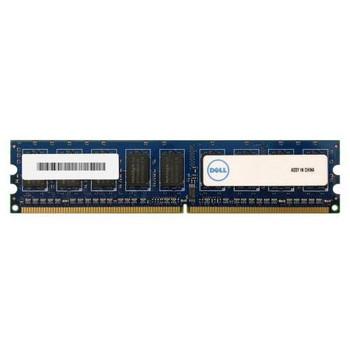 311-6076 Dell 8GB (4x2GB) DDR2 ECC PC2-5300 667Mhz Memory