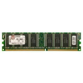 KTH-D530/1G Kingston 1GB DDR Non ECC PC-3200 400Mhz Memory