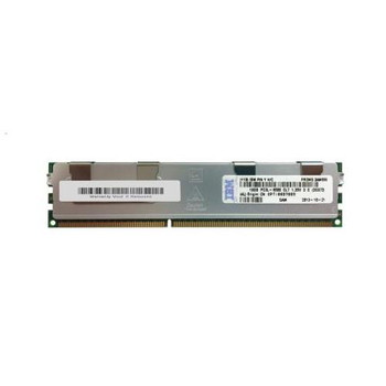 00D7089 IBM 16GB DDR3 Registered ECC PC3-8500 1066Mhz 4Rx4 Memory