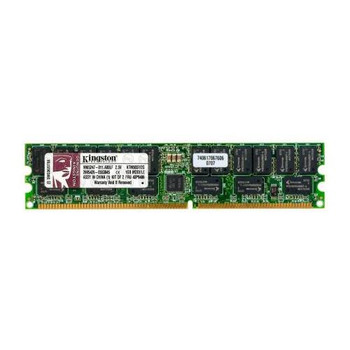 9965247-011.A00LF Kingston 2GB (2x1GB) DDR Registered ECC PC-2100 266Mhz Memory