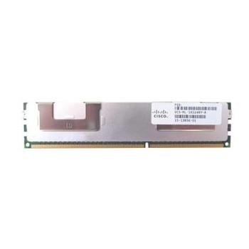 UCS-ML-1X324RY-A Cisco 32GB DDR3 Registered ECC PC3-12800 1600Mhz 4Rx4 Memory