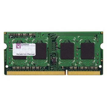 9995417-007.A01G Kingston 1GB DDR3 SoDimm Non ECC PC3-10600 1333Mhz 1Rx8 Memory