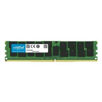 CT16G4RFD424A.36FB1 Crucial 16GB DDR4 Registered ECC PC4-19200 2400Mhz 2Rx4 Memory