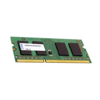 00L9610 IBM 2GB DDR3 SoDimm Non ECC PC3-12800 1600Mhz 2Rx8 Memory