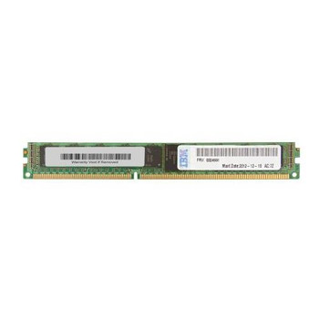 00D4991 IBM 8GB DDR3 Registered ECC PC3-12800 1600Mhz 1Rx4 Memory