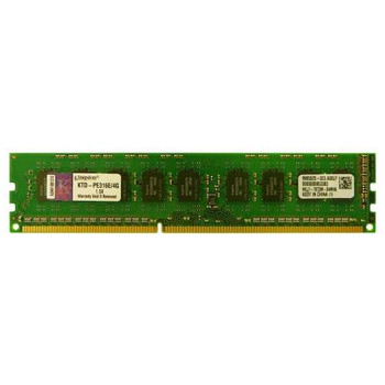 9965525-023.A00LF Kingston 4GB DDR3 ECC PC3-12800 1600Mhz 2Rx8 Memory