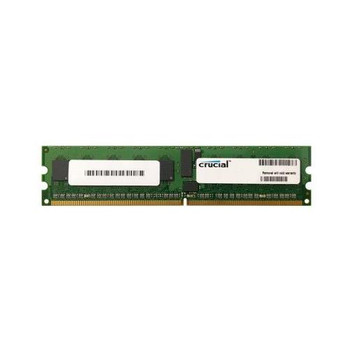CT102472AB667.K18DK Crucial 8GB DDR2 Registered ECC PC2-5300 667Mhz 2Rx4 Memory